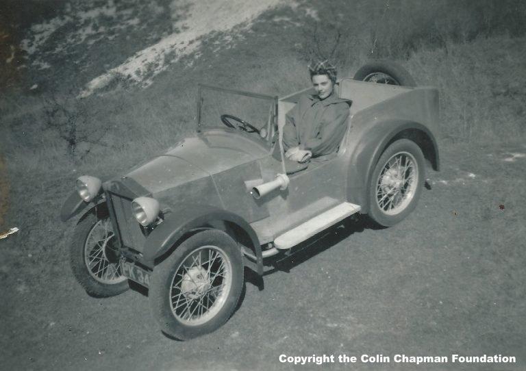 Se caută mașina! Pe urmele lui Lotus Mark I, prima mașină a companiei britanice