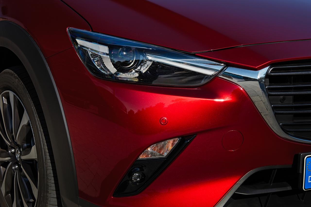 Viitoarea Mazda CX-3 va fi mai mare și mai practică