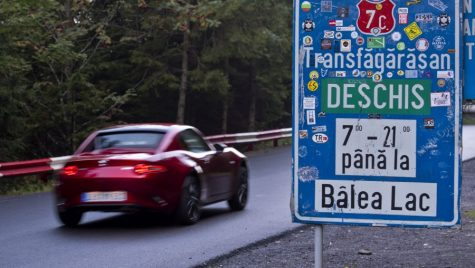 Lansarea internațională MX-5 în România: Mazda dă o palmă producătorilor locali de automobile