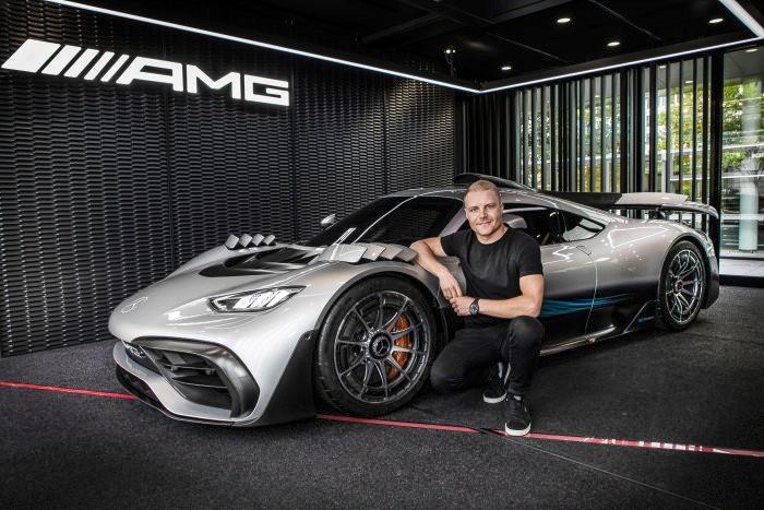Mercedes-AMG ONE