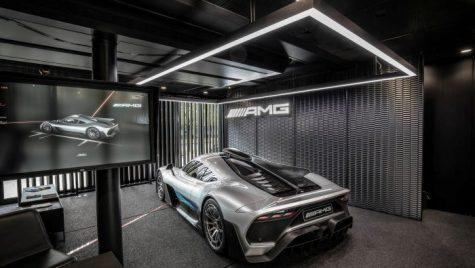 Mercedes-AMG ONE va fi numele hypercar-ului de la Mercedes în versiune de serie