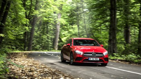 Test drive – Mercedes-Benz Clasa A 180 d