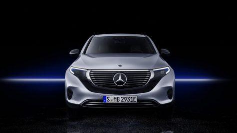 Live de la Stockholm – lansarea noului Mercedes-Benz EQC