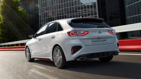 Noua Kia Ceed GT – primele informații și fotografii oficiale