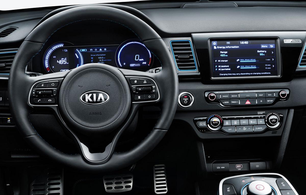 Kia Niro Plug In >> Noua Kia e-Niro - Cifre impresionante de autonomie