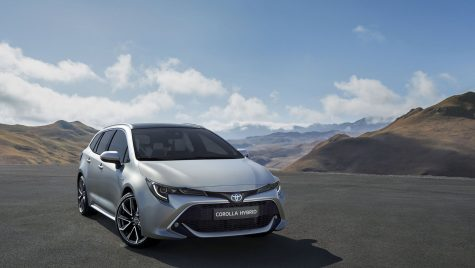 Noua Toyota Corolla Touring Sports – Pentru mai mult spațiu