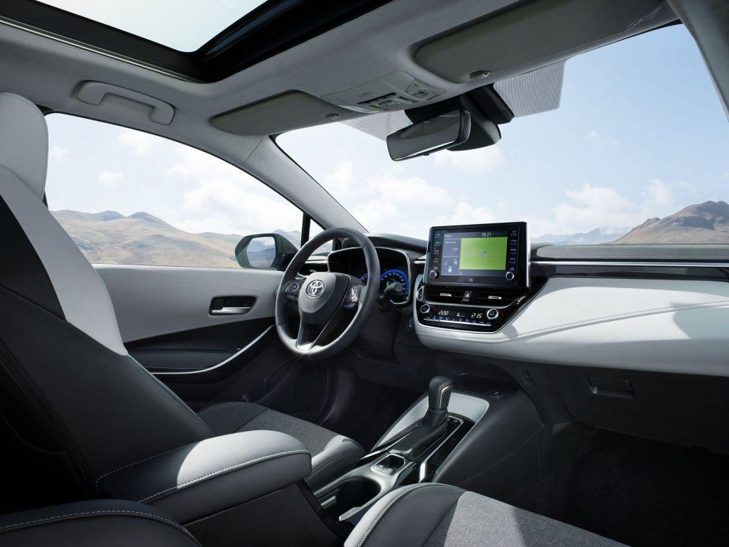 Noua Toyota Corolla Touring Sports