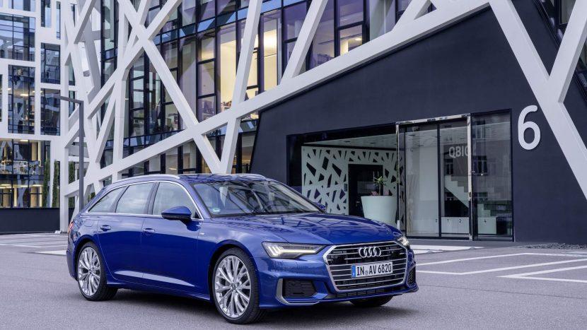 Noul Audi A6 Avant (1)