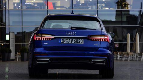 Lista modelelor Audi conforme cu standardul Euro 6d-TEMP