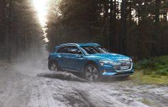 Noul Audi e-tron – Primele imagini și informații oficiale