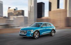 Audi e-tron ajunge în showroom-uri cu o întârziere de patru săptămâni