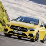 Noul Mercedes-AMG A 35 4MATIC