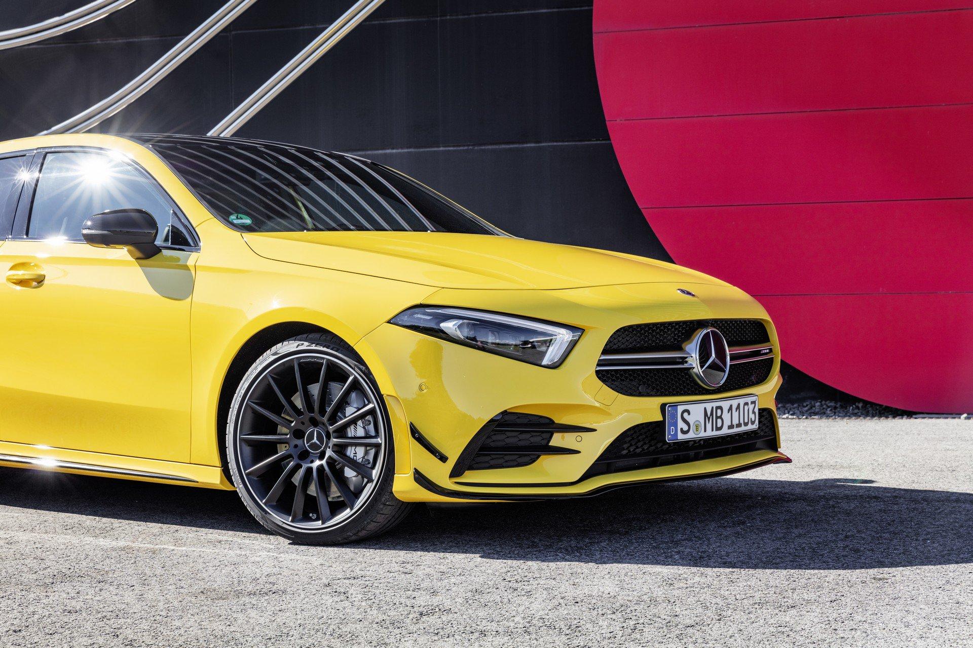 Noul Mercedes-AMG A 35 4MATIC (28)