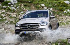 Noul Mercedes-Benz GLE – Primele fotografii și informații oficiale
