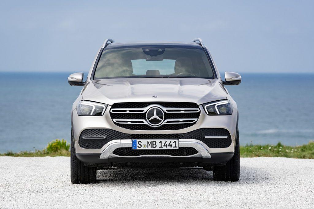 Noul Mercedes-Benz GLE - prețuri pentru România