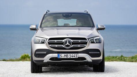 Noul Mercedes-Benz GLE – prețuri pentru România