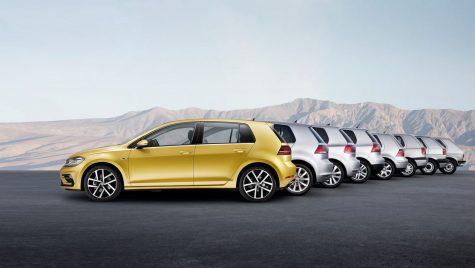 Noul Volkswagen Golf va fi o mașină premium?