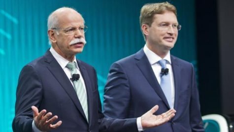 Ola Källenius este noul șef Daimler. Ce se întâmplă cu Dr. Z?