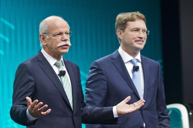 Ola Källenius este noul șef Daimler