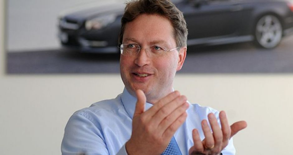Ola Kallenius Daimler