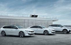 Disponibile din această toamnă: Peugeot 3008 și Peugeot 508 Plug-In Hybrid