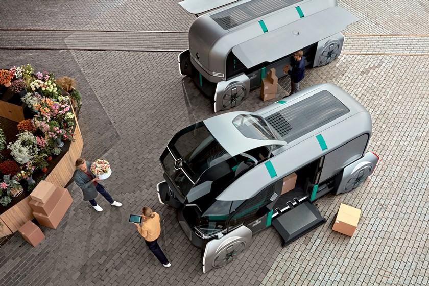 IAA 2018 Hanovra – începe o nouă eră a vehiculelor comerciale