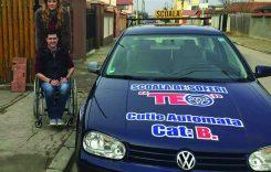 Școala de șoferi TEO – singura școală de șoferi și pentru persoanele cu dizabilități, din București și Ilfov