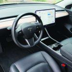 Test drive - Tesla Model 3 RWD 70 kWh