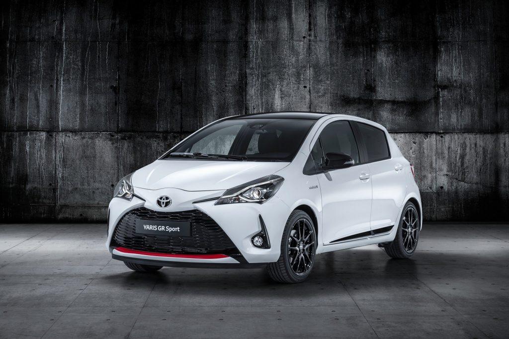 Toyota Yaris GR Sport (4)
