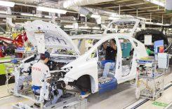 Uzina Toyota din Japonia întrerupe producția din cauza cutremurului