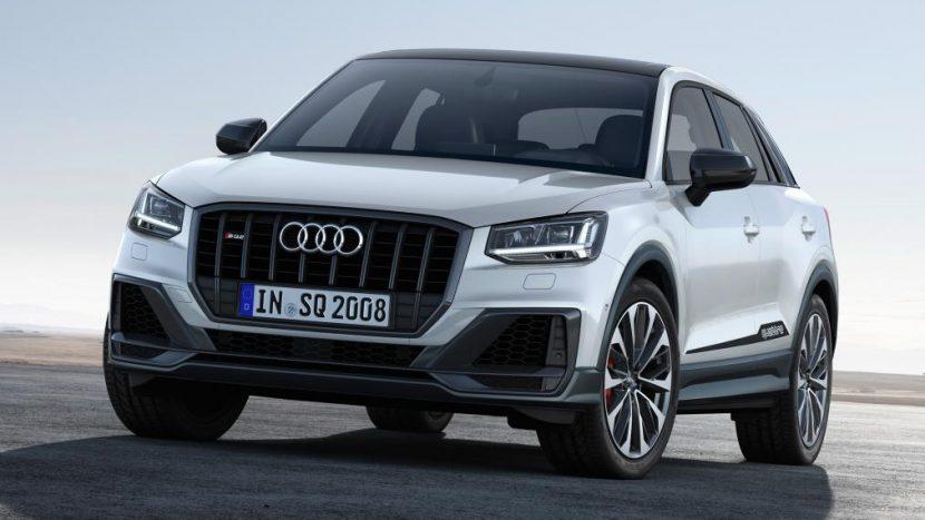 Audi SQ2 preia motorul folosit de Volkswagen Golf R