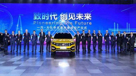 Made in China. Europenii vor cumpăra modele Volkswagen și Audi construite de chinezi