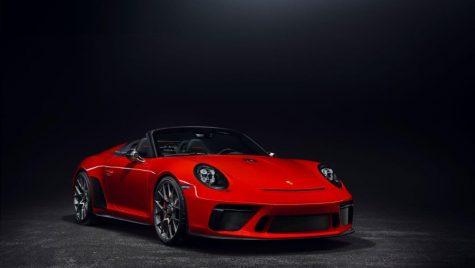 Porsche 911 Speedster intră în producție