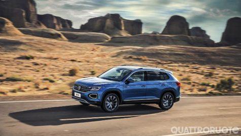 Tayron – cel mai nou SUV produs de Volkswagen