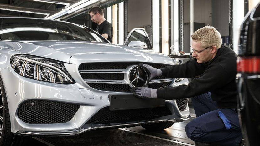 Premierele Mercedes-Benz