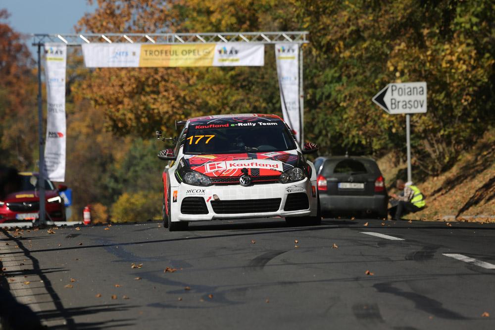 Kaufland și prima mașină electrică de curse românească