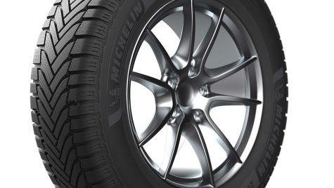 Anvelopa Michelin Alpin 6 a fost lansată în România