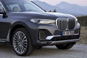 Noul BMW X7 – informații complete și galerie foto
