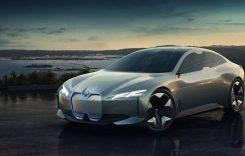 Paris 2018 – BMW i4 va fi cel de-al patrulea vehicul electric al companiei