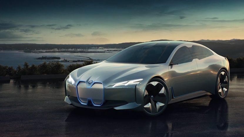BMW i4 Vision Dynamics concept