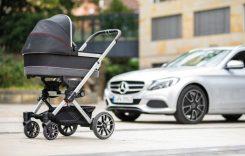 Pentru bebeluși stelari – Acesta este căruciorul Mercedes-Benz Avantgarde