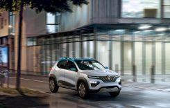 Paris 2018. Conceptul Renault K-ZE – Francezii anunță mașini electrice accesibile