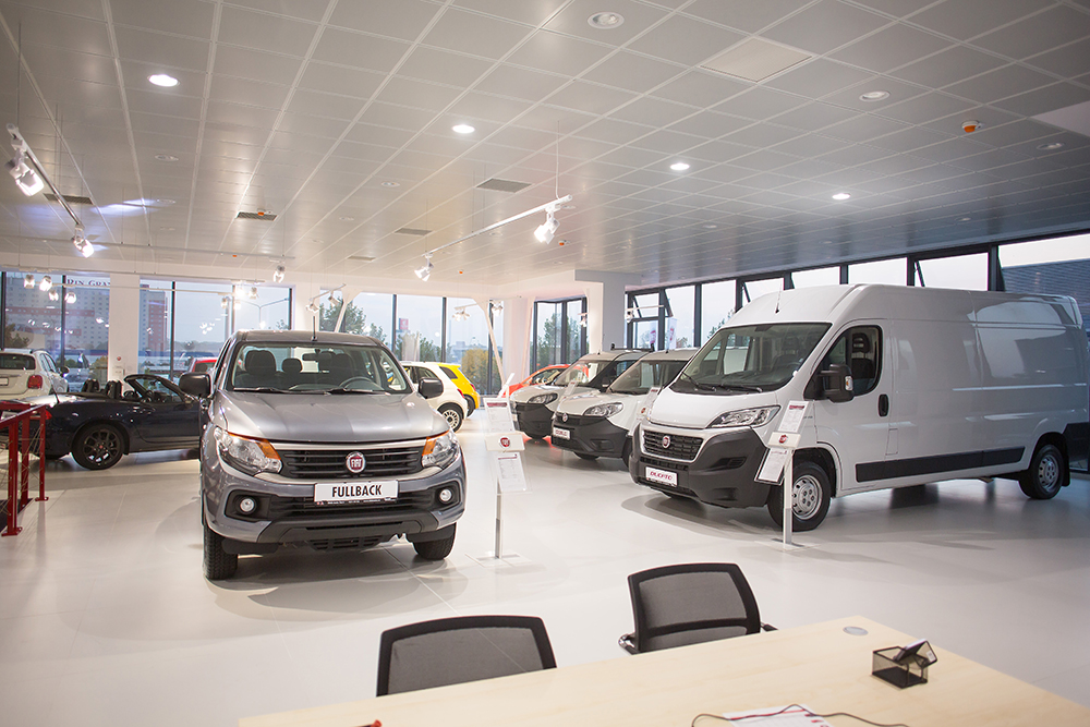 DAB Auto Serv Showroom Splaiul Unirii