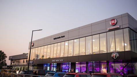DAB Auto Serv a inaugurat cel mai mare showroom FCA din sud-estul Europei