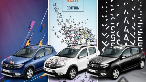 """Paris 2018 – Dacia Sandero Stepway, lansată în ediție """"foarte limitată"""""""