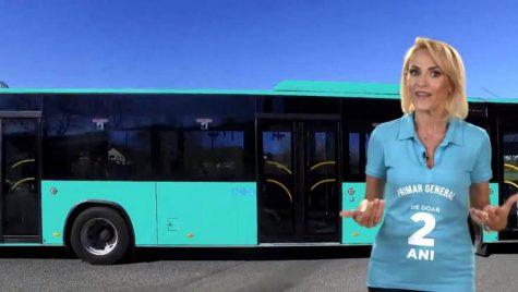 În timp ce străinii aleg autobuze electrice, noile autobuze diesel au sosit la București