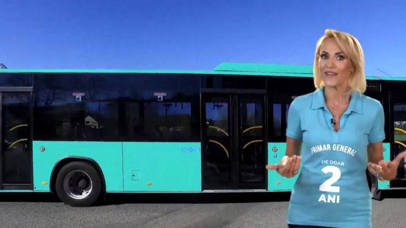 Firea autobuze diesel