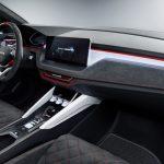 Conceptul Skoda Vision RS a fost prezentat la Salonul Auto de la Paris