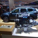Dacia Duster motor TCe
