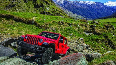 Cât costă noul Jeep Wrangler în România